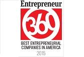 Entrepreneur360 Award 2015 lasalle network