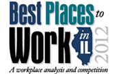 LaSalle Network Best Places to Work in Illinois 2012