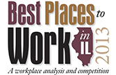 LaSalle Network Best Places to Work in Illinois 2013
