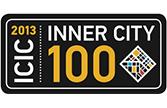 Inner City 100 - ICIC 2013 Award Logo - lasalle network