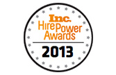 Inc. Hire Power Awards 2013 Logo - lasalle network