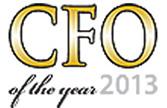 CFO of the Year 2013 Award Logo - LaSalle Network