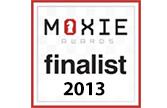 2013 Moxie Awards Finalist Logo - lasalle network