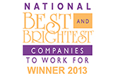 2013 National Best and Brightest Companies to Work For