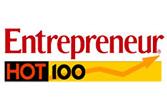 Entrepreneur Hot 100 - Award Logo - LaSalle Network