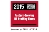 Staffing Industry Analysts Fastest-Growing US Staffing Firms